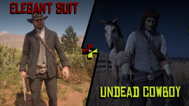 More accurate Elegant Suit And Undead Cowboy 1.3