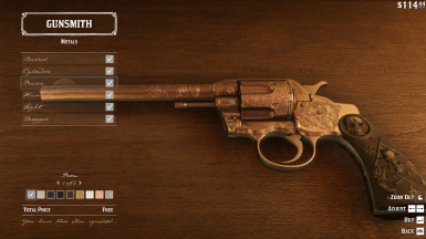 Weapon Texture Upscale