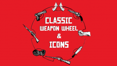 Classic Weapon Wheel and Icons 1.00