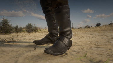 Boots and Spurs (default outfit)