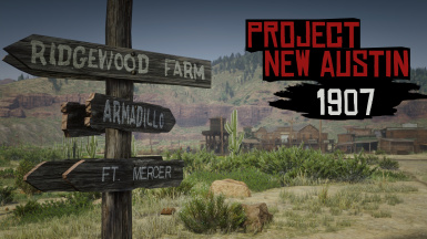 Project New Austin 1907 - Classic Color Scheme and RDR1 Locations