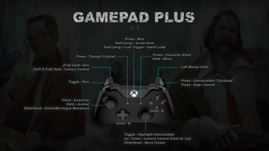 Gamepad Plus