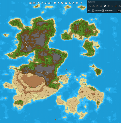 Big Multiplayer Map