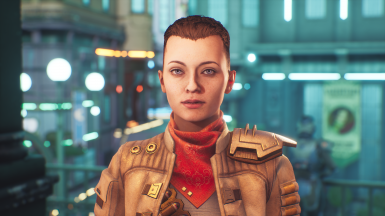 Ellie Cropped Fade