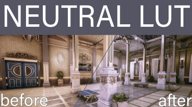Neutral LUT