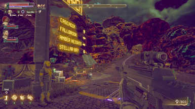 Xero's Crisp and Clean Outer Worlds with Ray Tracing ReShade preset