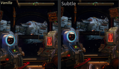 Subtle ReShade Options
