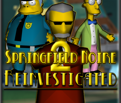 Spingfield Noire 2 - Reinvestigated