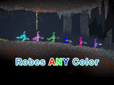 Robes Any Color