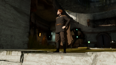 Count Kestis (Dooku Outfit and Saber)