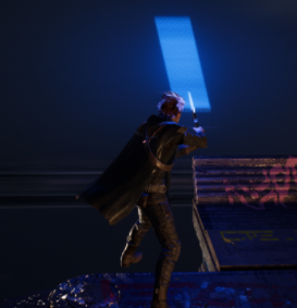 Lightsaber Visual Bug fix with no corpse removal - mod merger