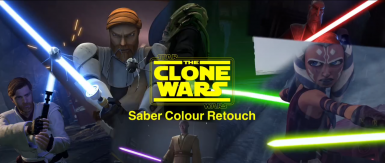 The Clone Wars Lightsaber Colours