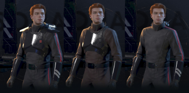 Inquisitor Cal Uniform Plus Alts