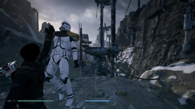 501st Clone Troopers (Vader's Fist)