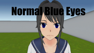 Normal Blue Eyes