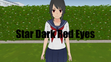 Star Dark Red Eyes
