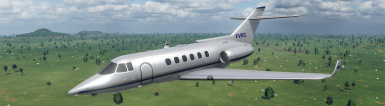 Hawker 900XP By Qece
