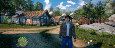 Shenmue III - UltraWide Fix