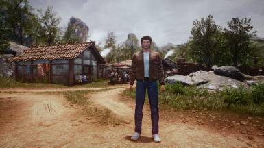 Project Shenmue ReShade