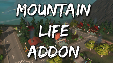 Mountain Life Addon Buildings