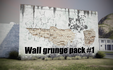 Wall Grunge Pack