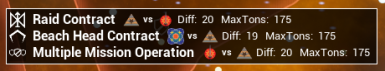 Star Map Mouse Over - Mission Logos