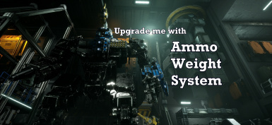 Ammo Weight System