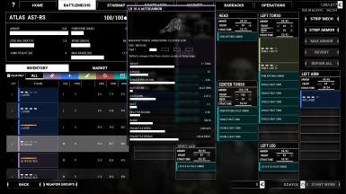 Shows Compatibility with Realistic Weapons Velocity: Note Projectile Speed