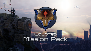 Coyotes Mission Pack