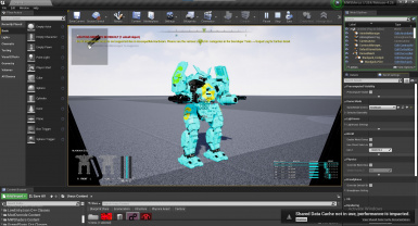 How To Texture Mechs in Mechwarrior 5 Editor