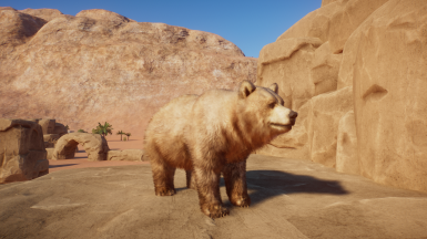 Syrian Brown Bear (Updated for 1.4)