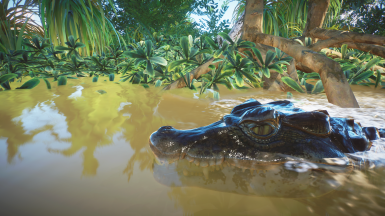 Spectacled Caiman - New Species - updated for 1.5