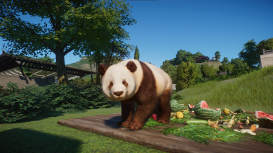Qinling Panda - New Species (Updated for 1.6)