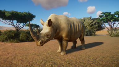White Rhinoceros (updated for 1.2)
