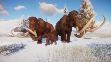 Woolly Mammoth - New Species (1.5)