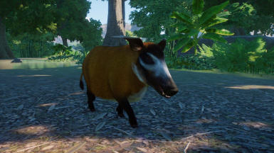 Red River Hog (Updated for 1.4)