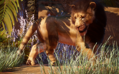 (1.6) New Species - Eurasian Cave Lion