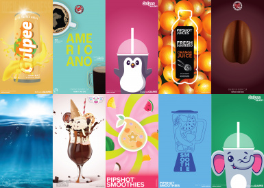 Badbeep's Drink Stall Posters and Boards
