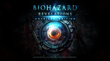 Resident Evil To Biohazard Revelations conversion
