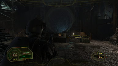 Chris Redfield OTS Aiming Placeholders