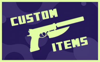 Custom Items Framework