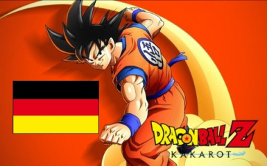 Dragon Ball Z Kakarot - German Opening