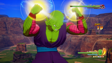 Outfits for Endgame Piccolo