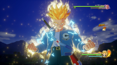Outfits for Endgame Future Trunks