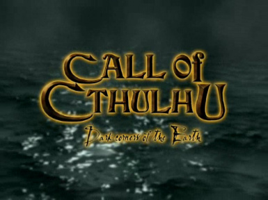 Call of Cthulhu Dark Corners of the Earth Hook