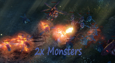 2x Monsters