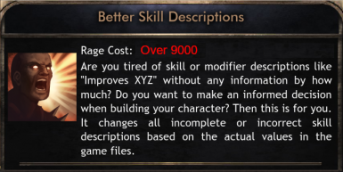 Better Skill Descriptions