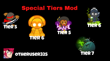 Special Tiers