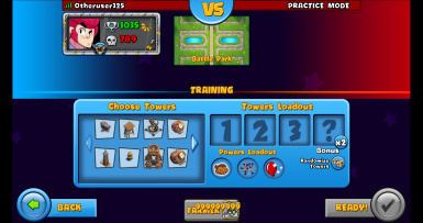 Clash of Bloons