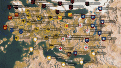 Fourth Crusade Bannerlord Mod